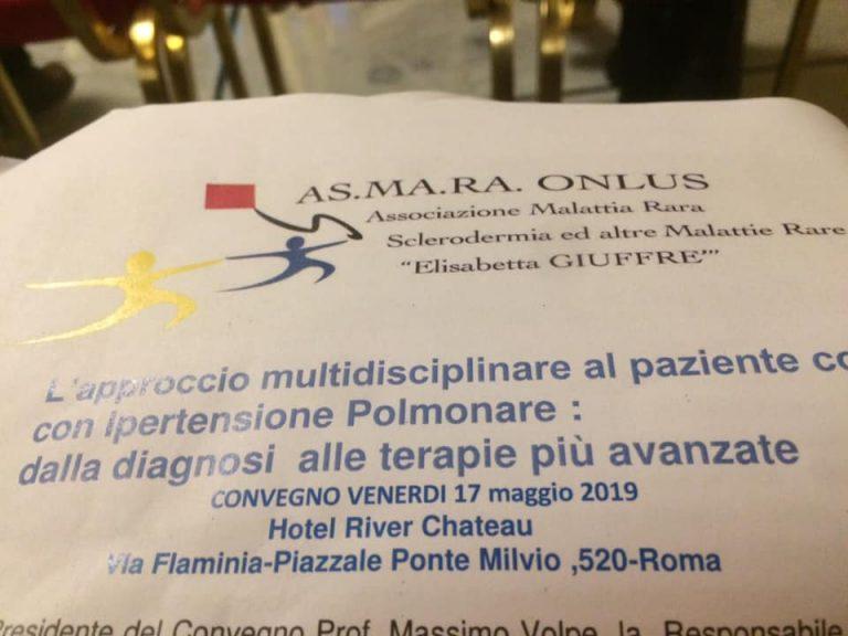 17 maggio 2019 Convegno - APPROCCIO MULTIDISCIPLINARE NEL..